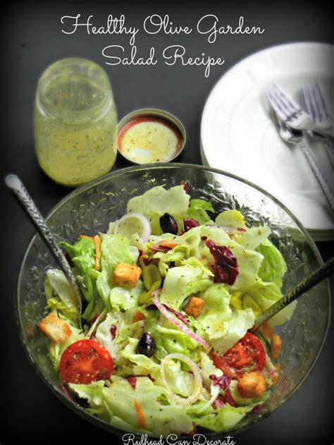 garden salad ideas olive garden salad hack can decorate