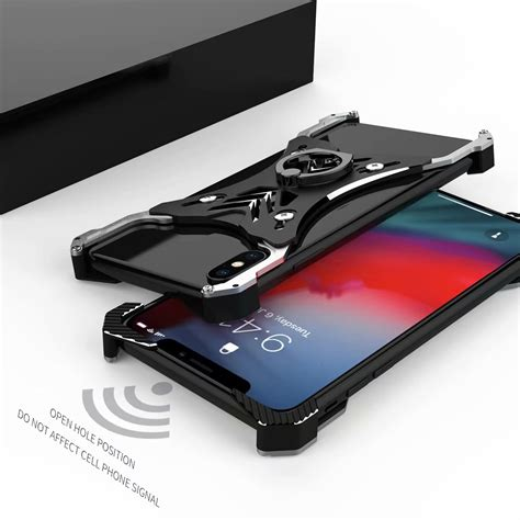 aliexpress buy r just for iphone x xs xr xs max aluminum alloy adjustable mobile