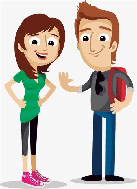 imagenes cool para adolescentes dibujos animados de hombres y mujeres j 243 venes la juventud