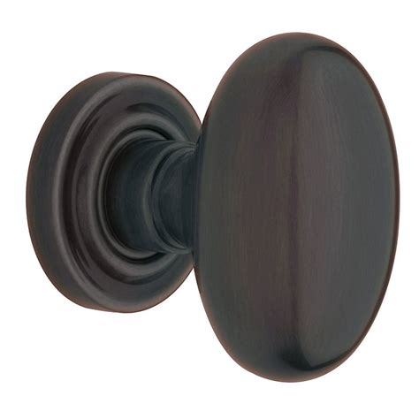 Egg Shaped Door Knobs by Baldwin Estate 5025 Egg Shaped Door Knob Set Dummy