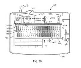 patent us8008812 paper shredder system responsive to touch sensitive element