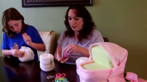 How To Build A Baby - how to make a cake medium bassinet with wheels