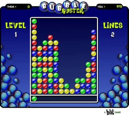 bubble buster darmowa gra  funnygames