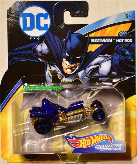 Hotwheels Batman Dc Rod wheels 2018 dc comics injustice 2 batman character