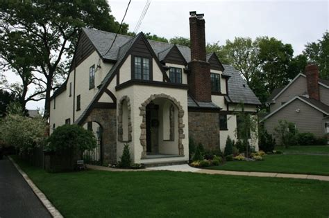 house painters nyc tudor style home exterior painting
