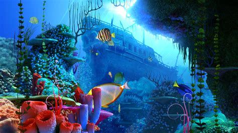best fish screensaver saltwater fish wallpaper and screensavers wallpapersafari