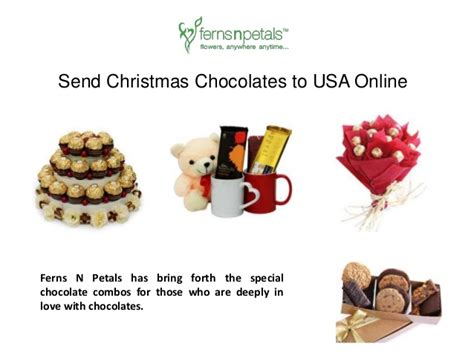 send christmas gifts and flowers to usa