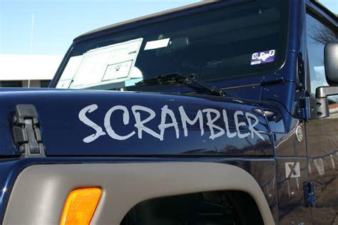 mash jeep decals jeep wrangler scrambler unlimited vinyl graphic decal