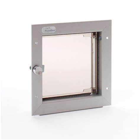 Small Door For Wall by Plexidor Performance Pet Doors 6 5 In X 7 25 In Small