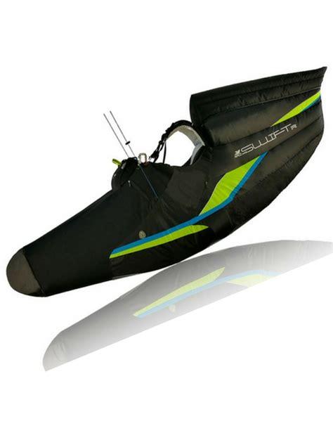 Apco Reserve Parashut Cadangan Tandem apco xc race pod paragliding harness cross country