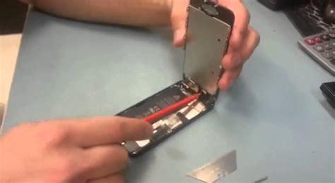 ganti baterai iphone  youtube