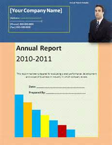 Annual Report Template Word Free by Annual Report Template Free Ms Word Templates Picture To