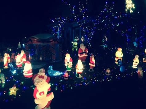holiday light show nj the most festive christmas light displays in nj for 2016