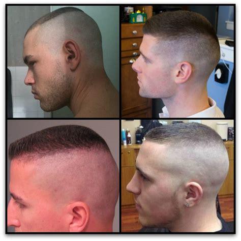 corte de pelo militar como hacer un corte de pelo militar alto para hombre