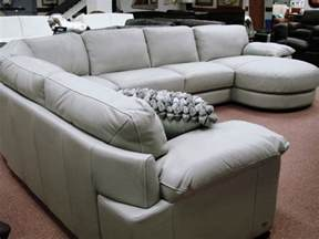furnitures how to clean your leather sectional sofa