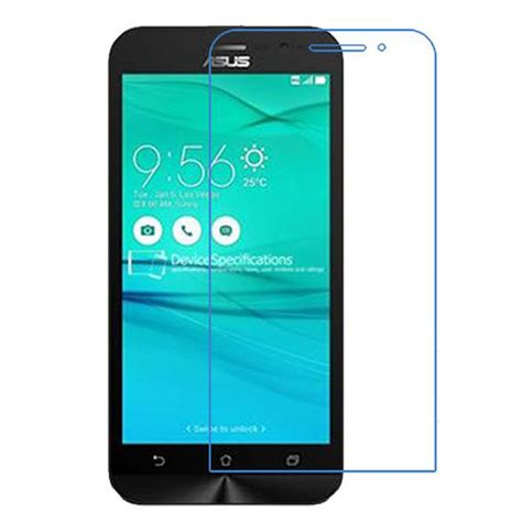 Screen Guard Asus Zenfone Go for asus zb500kl ᗑ screen screen protector clear anti scratch ᗜ Lj protector