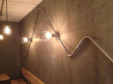conduit wall lighting   conduit lighting false