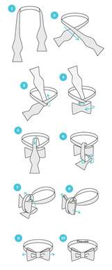 how to tie a decorative bow how to tie a bow tie ties