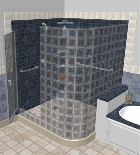 home designer pro change wall height creating a custom glass shower
