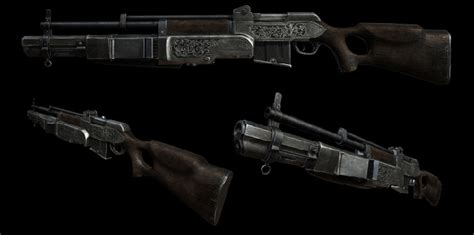 design gun game the order 1886 ps4 video game shows some unique weapon