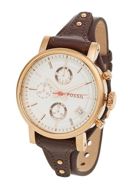 Fossil Card Brown Original 1 fossil watches original boyfriend brown 1or37zb spree co za