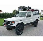 Australian Toyota 4x4 LC79 Converted By Kinetic