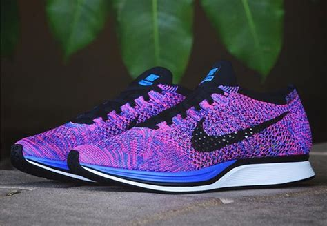 Sepatu Nike Flyknit Racer Grade Ori Pink Wanita nike flyknit royal