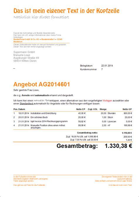 Rechnung Bestellen Englisch Neu Lqpl Invoice 2014 Rechnungsprogramm Angebote Rechnungen Gutschriften Kaufen Bei De
