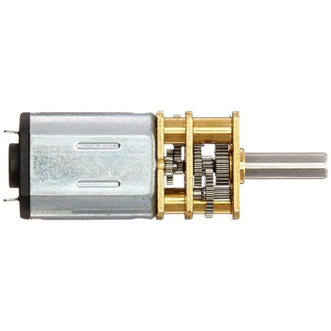Produk Ja12 N20 2 12v Gear Motor high quality ja12 n20 model dc 12v 100rpm torque gearbox micro gear box motor silver gold in dc