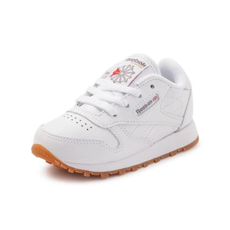 toddler athletic shoes toddler reebok classic athletic shoe white 99480818