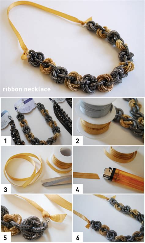 Easy Handmade Jewellery - 20 amazing creative easy diy jewelry ideas