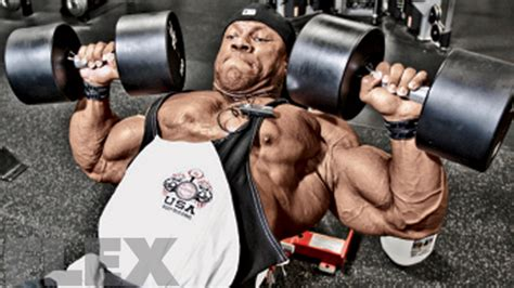 heath s chest workout