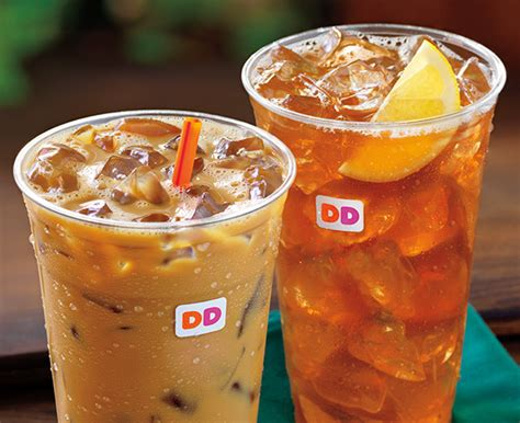 Food and Drinks   Dunkin' Donuts