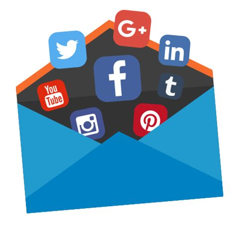 Social Media Search By Email Social Media Email T S Marketing
