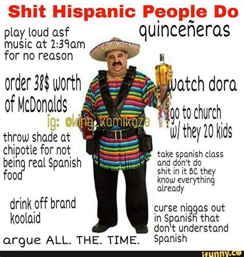 Hispanic Memes - the gallery for gt white hispanic meme