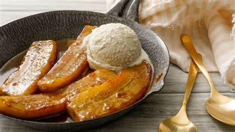 new year home cooked dishes bananas foster recipe nyt cooking