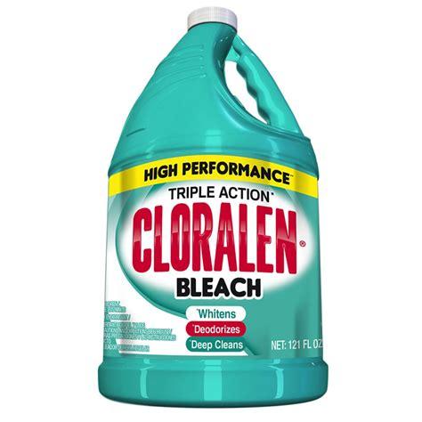 Multipurpose Furniture shop cloralen 121 fl oz regular bleach all purpose cleaner