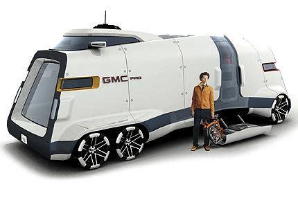 Boots Rv 13 gmc futuristic mobile home concept mobile home called