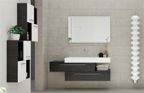 lavabi moderni bagno bagno con lavabo scatolato donny arredo design