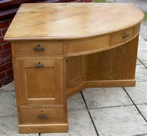 corner desk oak a large golden oak corner desk antiques atlas