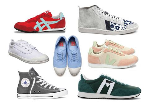 Sneakers New Look Sepatu New Look different types of sneakers for you