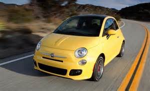 2012 Fiat Sport 500 Car And Driver