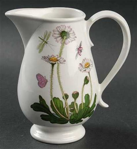 Portmeirion Botanic Garden Pitcher Portmeirion Botanic Garden 14 Oz Pitcher 9021782 Ebay Portmeirion Pottery