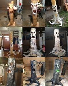 Halloween Tree Decorations Homemade Scary Haunted House Props Google Search Halloween I