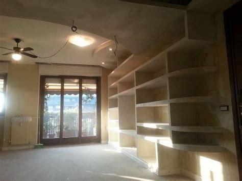 lavori in cartongesso per interni pareti di cartongesso