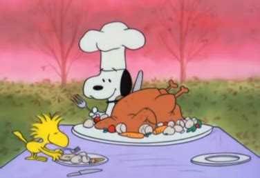 happy thanksgiving day 2014    a charlie brown classic