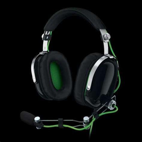 Headset Razer Black Shark razer announces non bf3 blackshark headset misc peripherals atomic pc tech authority