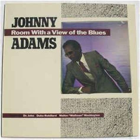 johnny the room room with a view of the blues by johnny lp with waxrecords ref 1133613404