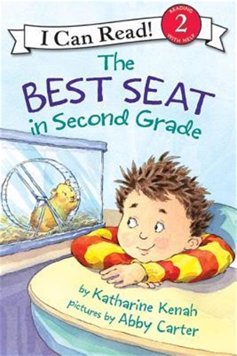 in the right seat books the best seat in second grade by katharine kenah reviews