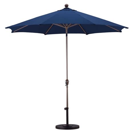 9 aluminum market umbrella by leisure select family leisure